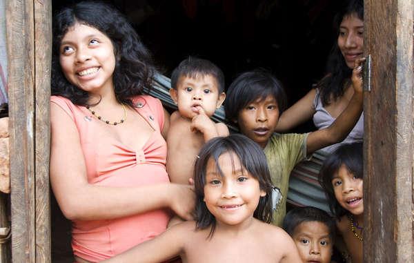 """""""Gli Awá avevano supplicato il governo brasiliano di espellere gli invasori. """""""