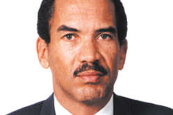 President Khama accused the Bushmen of living a 'life of backwardness'