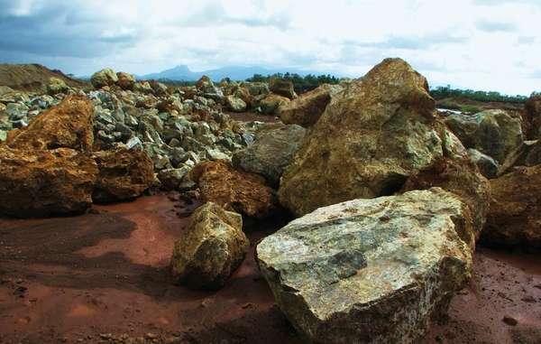 Die Folgen von Nickelabbau in der Provinz Palawan