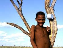 Aidez les Bushmen à retrouver leur accès à l'eau