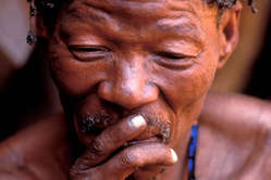Los bosquimanos tendrán que esperar para conocer la sentencia del juicio