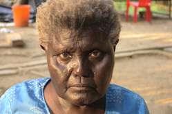 Boa Sr era el último miembro de pueblo indígena bo. © Alok Das/Survival