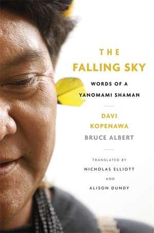 'A Queda do Céu' é um conto único em primeira pessoa escrito pelo xamã Davi Kopenawa