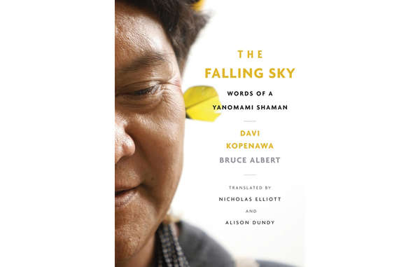 'The Falling Sky' is a unique book by Yanomami shaman Davi Kopenawa.