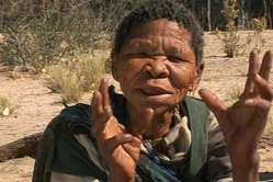 Xoroxloo, la grand-mère de Moeti, est morte de déshydratation.
