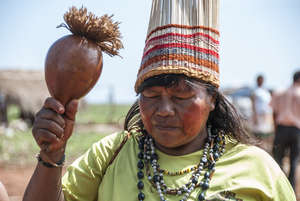 The Guarani Kaiowá face brutal violence and the theft of their ancestral land, and suffer from the highest suicide rate in the world.