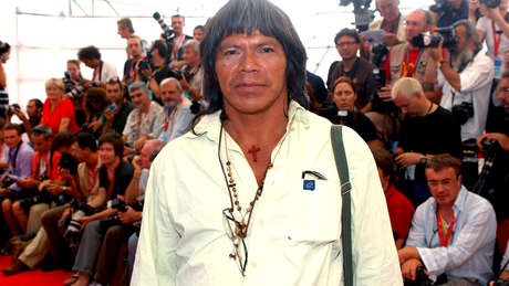 Breaking news: Guarani leader and film-star murdered