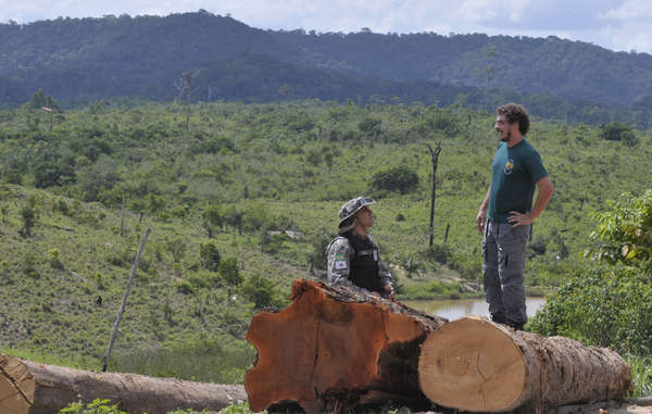 """FUNAI agents work in many parts of Brazil to protect indigenous territories from loggers and other threats."""