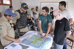 Brazil has finally launched a major ground operation to evict illegal invaders from the Awá's land.
