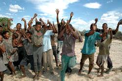 En vertu du jugement, les Bushmen pourront enfin utiliser leur puits.