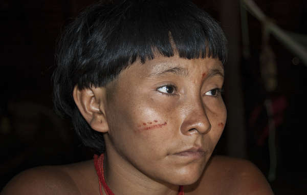 """Illegal miners are polluting the Yanomami and Yekuana tribes' rivers."""