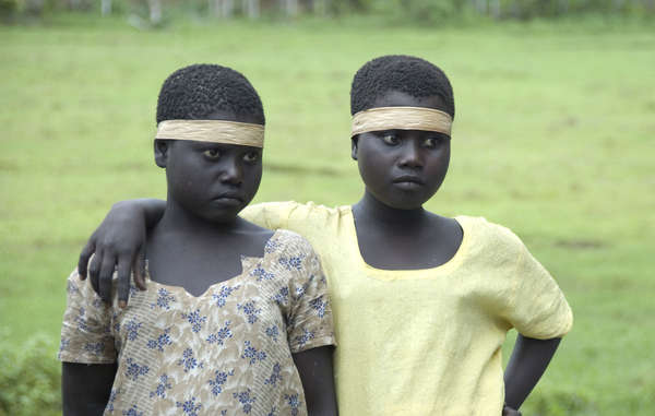 Two Jarawa girls. Exactly a year ago the exposé of Jarawa women being forced to dance for food made headlines around the world.