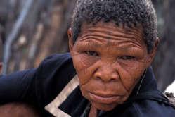 Le jugement rendu aujourd'hui est un coup dur pour les Bushmen. Xoroxloo Duxee est mort de déshydratation en 2005.