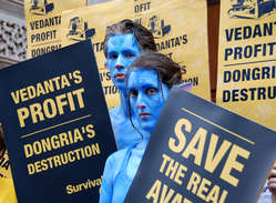 The Dongria Kondh's plight closely parallels that of the Na'vi from Avatar.