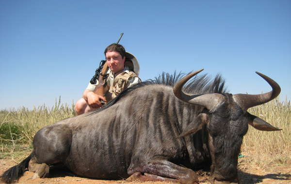 Hunting for food is now banned in Botswana, but trophy hunting by wealthy foreigners is allowed.