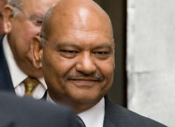 Anil Agarwal, presidente de Vedanta Resources.