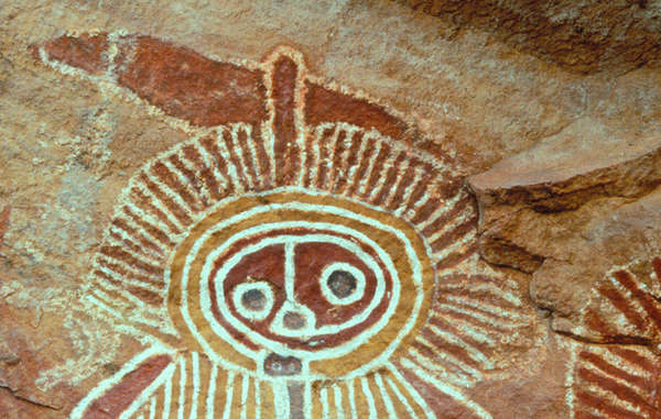 Aboriginal cave art, Australia