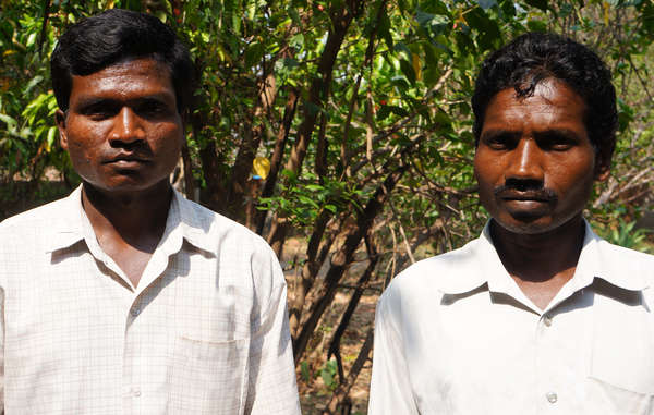 """Two Munda men from Jamunagarh village have launched a desperate appeal to remain on their land inside Similipal Tiger Reserve. """