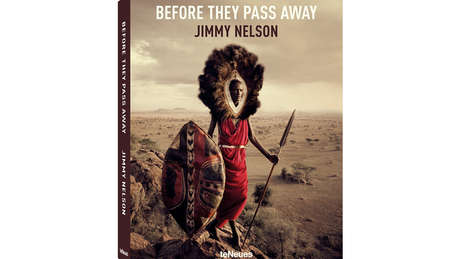 Photographer Jimmy Nelson's work attacked before opening in Brussels