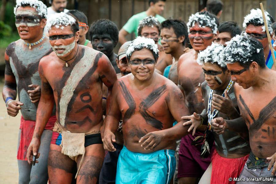 Yanomami women