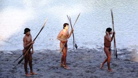 'Violent attacks' caused uncontacted Indians to emerge