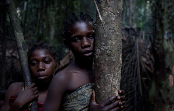 Many Baka tribespeople in Cameroon have suffered abuse and beatings at the hands of anti-poaching squads
