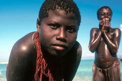 A luxury resort is threatening the survival of the Jarawa tribe.
