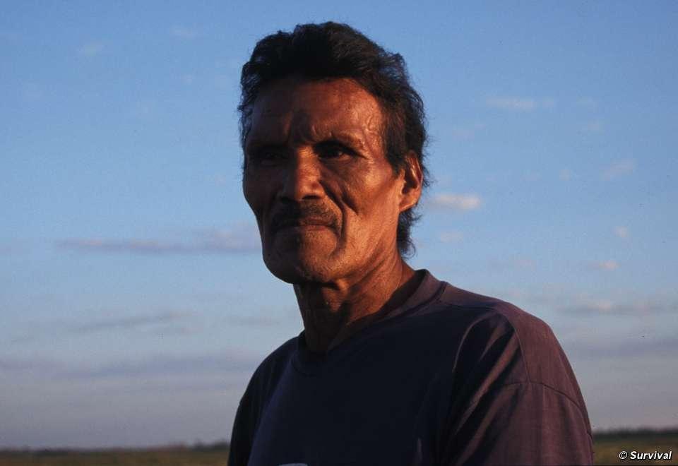 Gabide Etacori es uno de los líderes que han hecho el llamamiento en nombre de sus familiares no contactados.