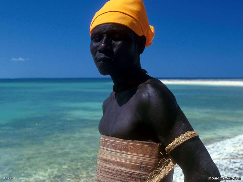 Andaman island women