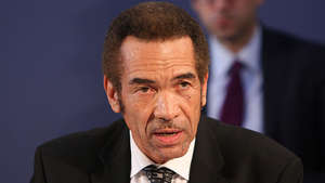 Botswana President named as Racist of the Year 2016