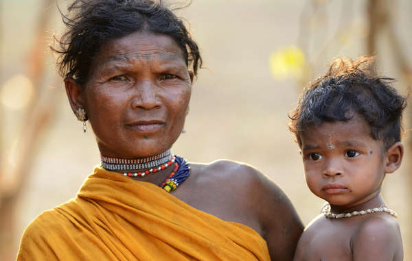 Thousands of Baiga have been forcibly evicted from Kanha Tiger Reserve, home of the 'Jungle Book.'