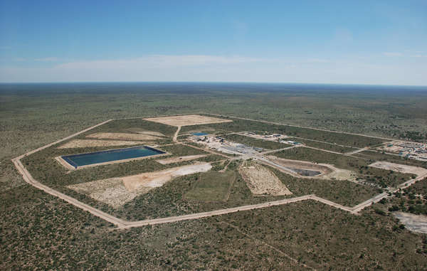 In 2004, a Botswana Minister said there was no mining nor any plans for future mining anywhere inside the CKGR. In 2014 a $4.9bn diamond mine opens.