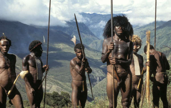 The Amungme, like other highland Papuan tribes, have faced serious human rights violations at the hands of Indonesian soldiers.