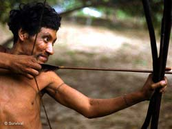 Peru drops plans to open up uncontacted tribes' reserves