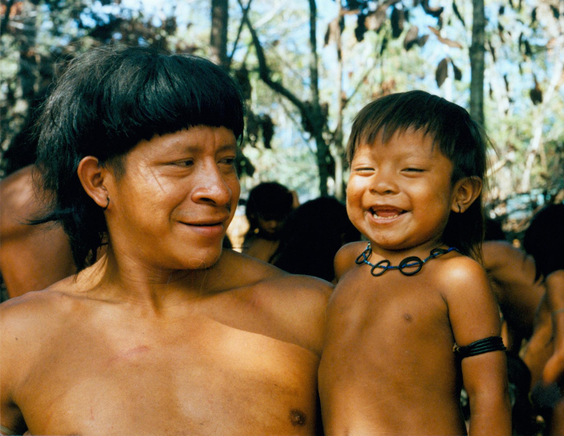 indigenas actuales:
