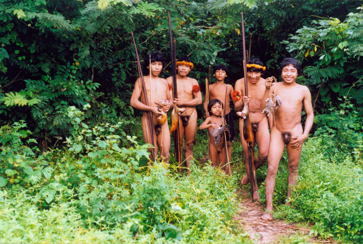 grupo indigenas: