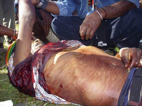 Des soldats indonésiens accusés de tortures sur des Papous