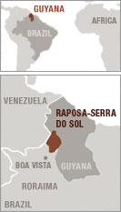 Brésil : la Cour suprême donne raison aux Indiens dans Monde 53_map