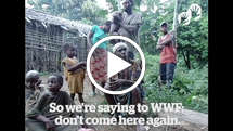Baka call on WWF to stop funding anti-poaching squads
