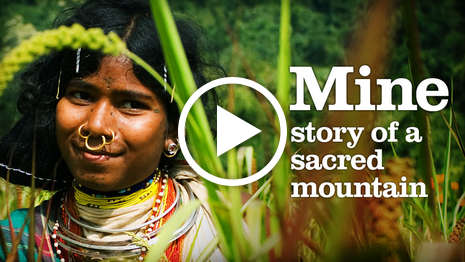 Mine - Story of a Sacred Mountain