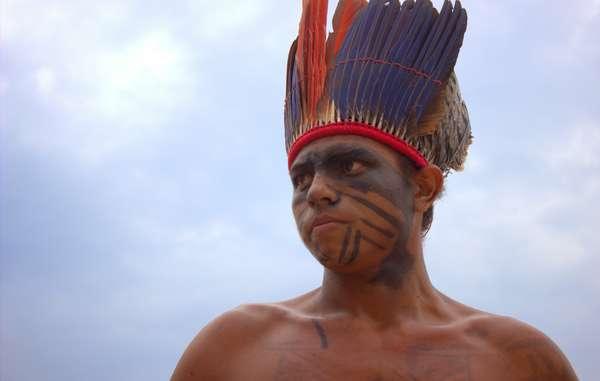 Les Indiens munduruku de lAmazonie brésilienne ont entrepris de cartographier leur territoire afin de le protéger.