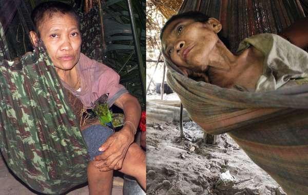 Jakarewyj's health has deteriorateddramaticallysince her group was contacted last December.