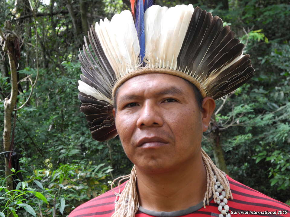 Guarani Indianer
