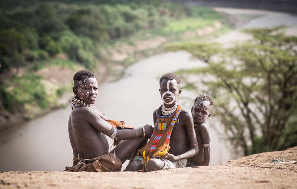 500,000 tribal people in Ethiopias Lower Omo Valley and around Kenyas Lake Turkana face a humanitarian catastrophe.