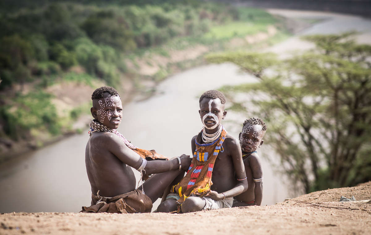 500,000 tribal people in Ethiopia's Lower Omo Valley and around Kenya's Lake Turkana face a 'humanitarian catastrophe.'