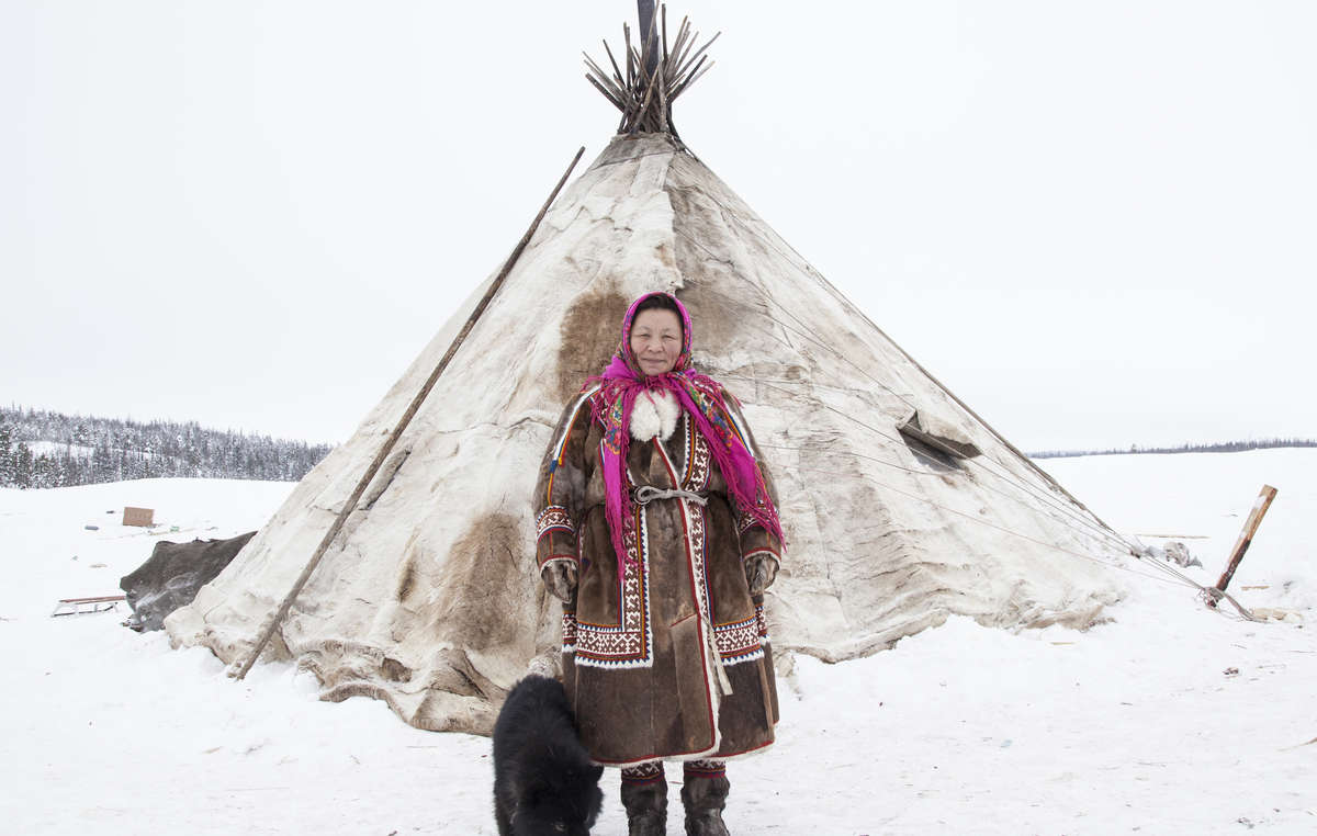 Indigenous people in the Arctic are among those most affected by climate change already.