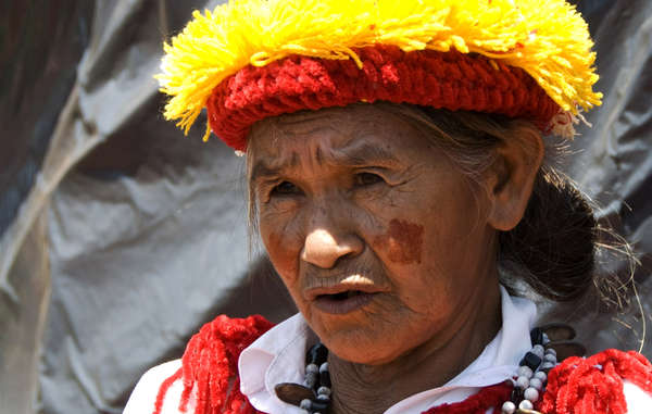 The Guarani and other Indians are contesting a new decree which weakens control over their lands