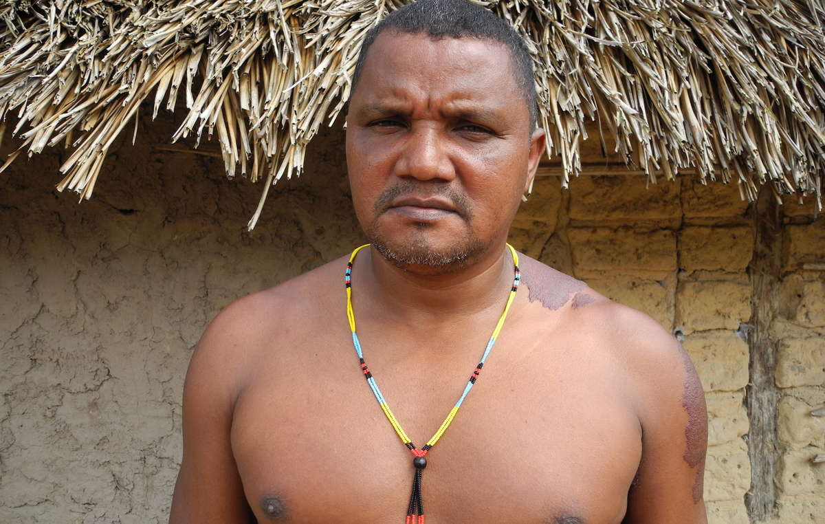 The Guajajra Guardians are opposed to illegal logging and forced contact with their neighbors