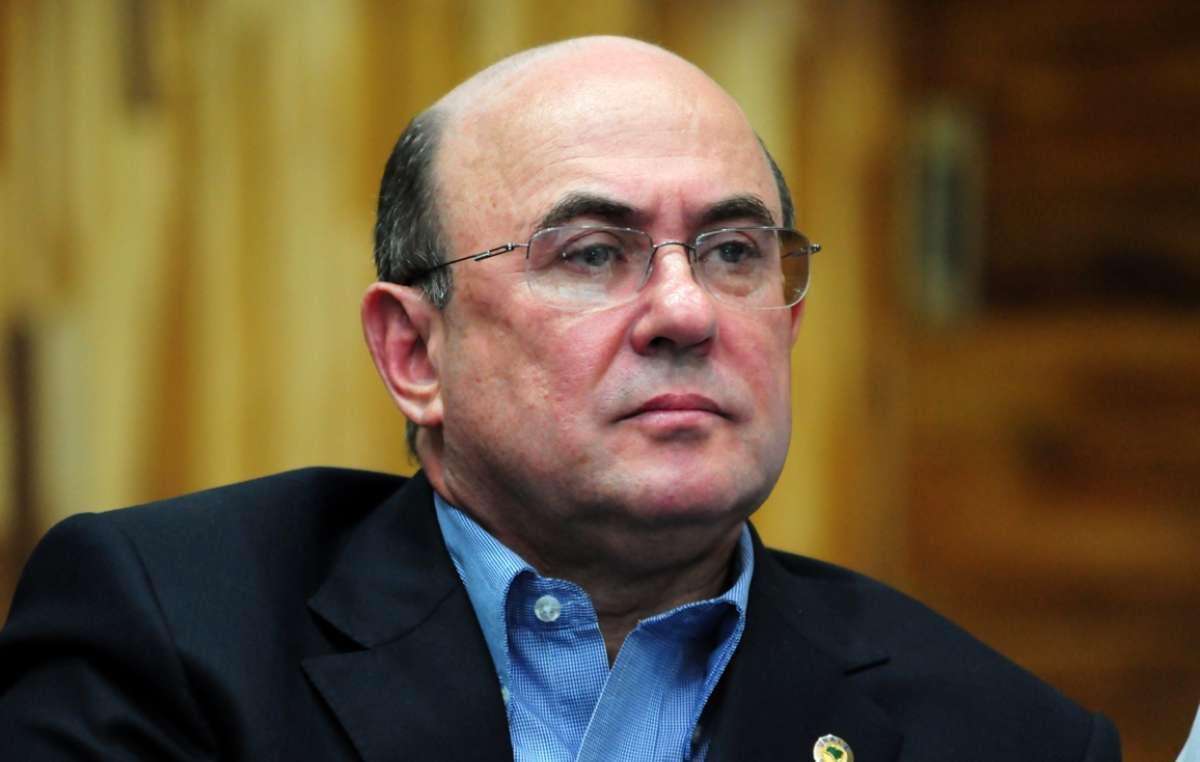 José Riva, ex deputato, è stato definito il politico più corrotto del Brasile.