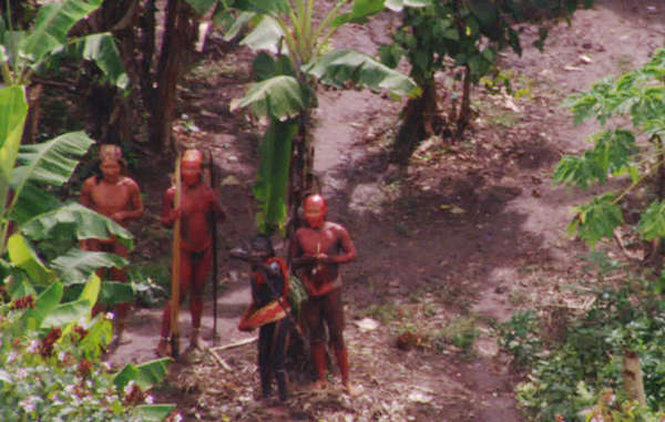 Uncontacted tribes are the most vulnerable peoples on the planet